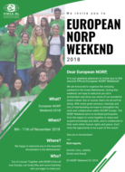European NORP Weekend